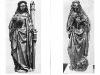Szent Borbála és Szent Katalin